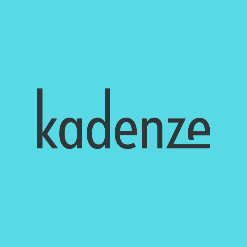 Kadenze:  Arts/Music/Design/CreativeTechnology MOOCs icon