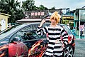 Kagamine Len cosplayer and Shakugan-no-Shana itasha at Janfusun Fancyworld 20130706.jpg