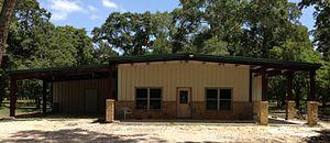 Barndominium - Kainos Steel custom Barndominium located near Houston, TX.