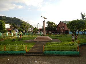 Kalayaan, Laguna - Poblacion