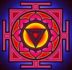 Kali Yantra (Wikimedia Commons)