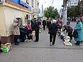 Kaluga, street vendors in former city market area (36799881624).jpg