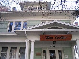 Kanzeon Zen Center - Image: Kanzeon Zen center exterior