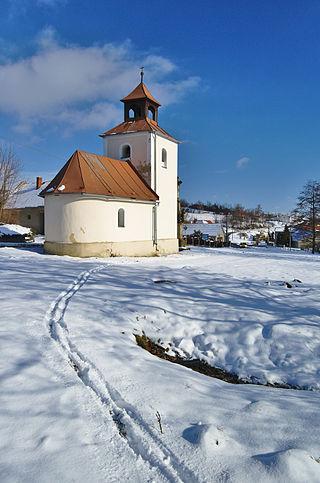 Kaple Sedmibolestné Panny Marie, Dešná, Brodek u Konice, okres Prostějov (04).jpg