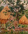 Karl Edvard Diriks - Høner, Frankrike (1914).jpg