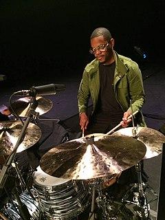 Karriem Riggins Jazz drummer, hip hop producer
