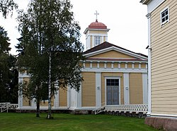 Karsamaki Church 20100830.JPG