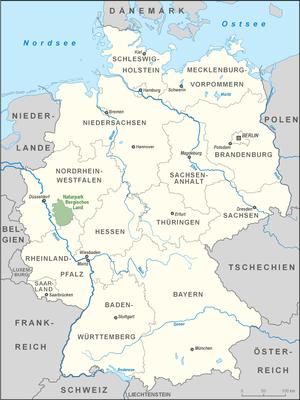 bergisches land karte Naturpark Bergisches Land – Wikipedia