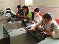 Karvachar wikiclub editors 1.jpg