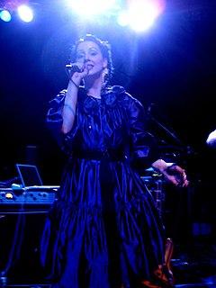 Kate Havnevik Norwegian singer-songwriter