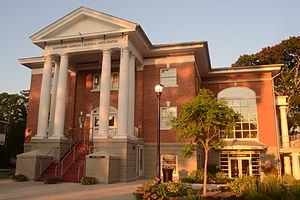 The Katharine Hepburn Cultural Arts Center - The Katharine Hepburn Cultural Arts Center in 2011