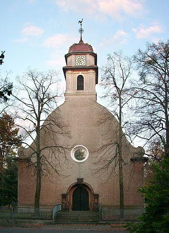Lauta - Image: Katholische Kirche Lauta