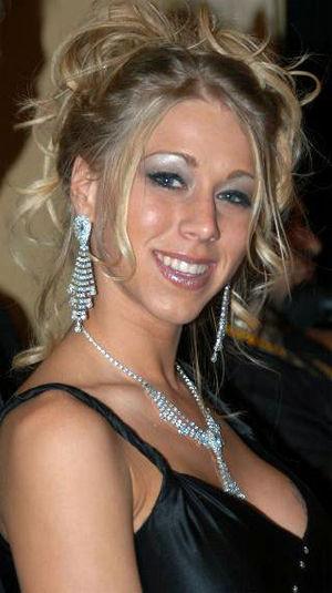 Katie Morgan, taken at the AVN Awards in Las V...