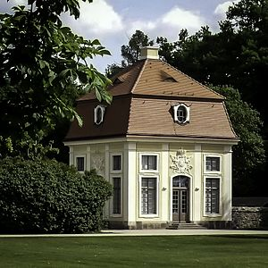 Cavalier house - The cavalier house at Moritzburg Castle