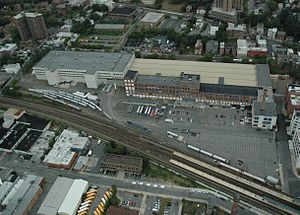 Kawasaki Heavy Industries Rolling Stock Company - The Kawasaki Rail Plant in Yonkers, New York, USA