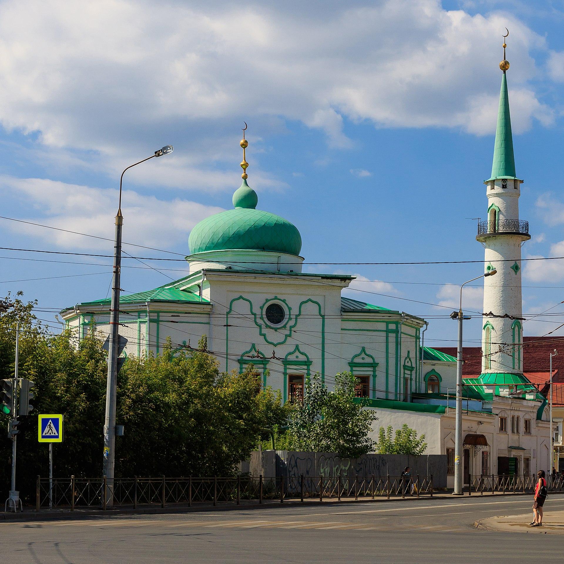 nurulla mosque wikipedia