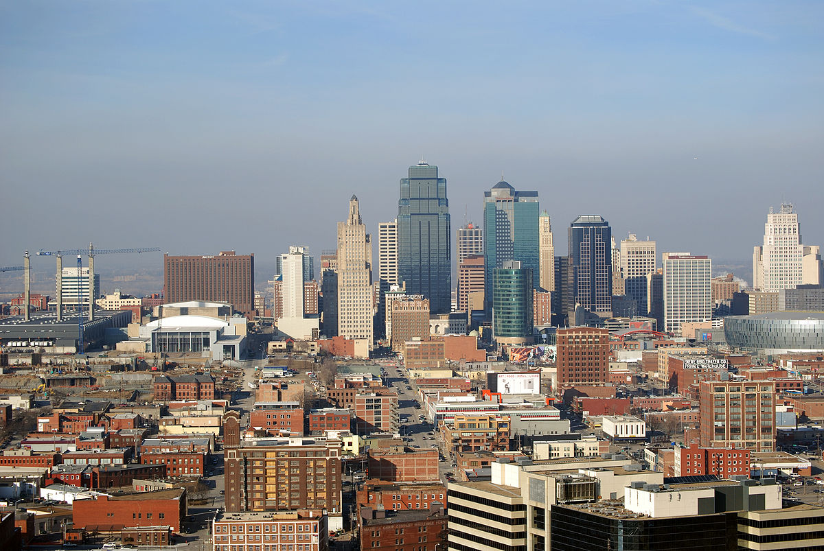 History Of The Kansas City Metropolitan Area