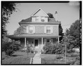 Keasbey and Mattison Company, Four-Square House Type, 43 Hendricks Street, Ambler, Montgomery County, PA HABS PA,46-AMB,10Y-2.tif