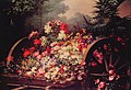 Keghel, Desire de - A cart of wild flowers - 19th century.jpg