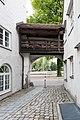 Kempten, Ankergässle 2, 2a, Stadtmauer 20170628 001.jpg