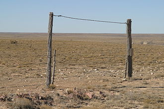 Eastern New Mexico - Image: Kenna New Mexico Ranch Gate