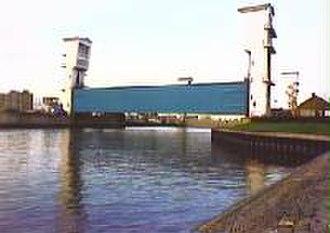 Delta Works - Image: Kering Hollandse I Jssel