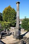 Begraafplaats Elisabethstraat: grafmonument van de familie Rouppe van der Voort