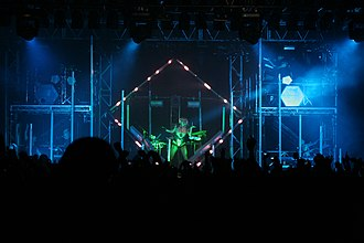 "Get Sleazy Tour - Kesha performing ""Take It Off"" in Sydney, Australia."
