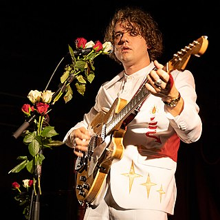 Kevin Morby American musician