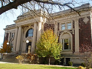 Kewanee Public Library - Image: Kewanee Public Library