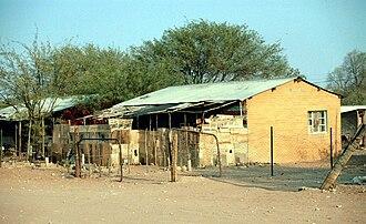 Khorixas - Housing in Khorixas