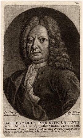 Wolfgang Philipp Kilian