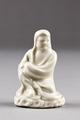 Kinesisk porslinsfigur från Mingdynastin (1368-1644) - Hallwylska museet - 95567.tif