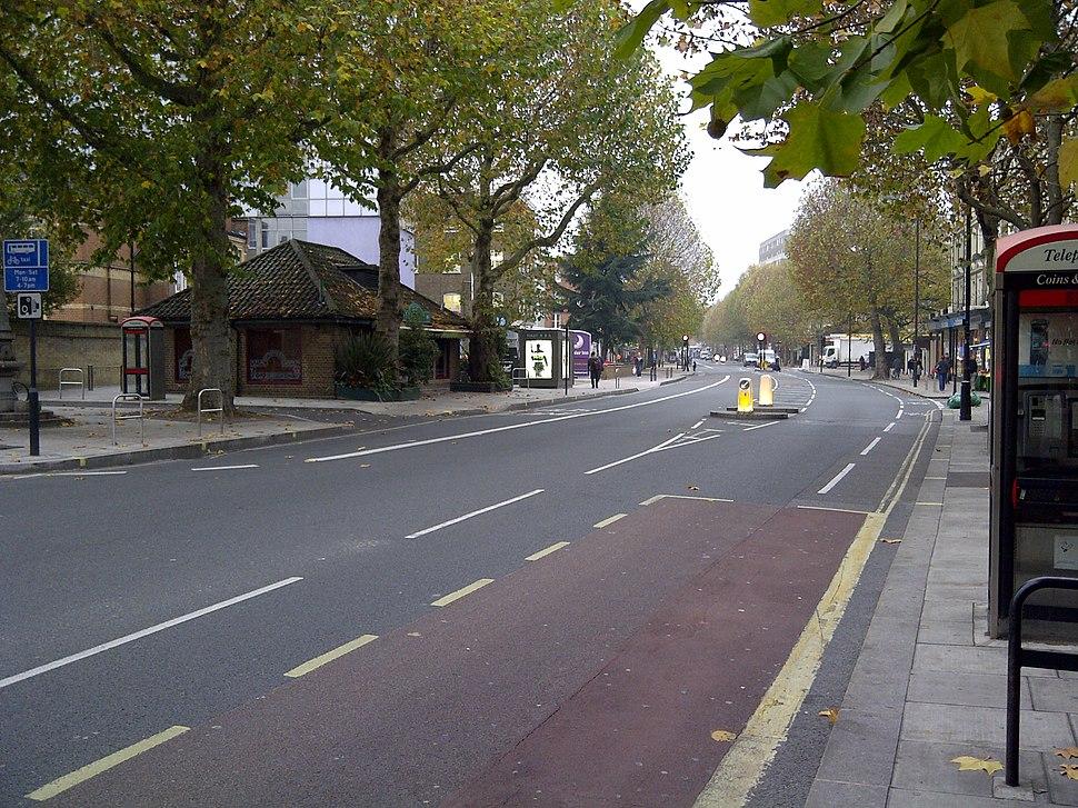 King Street Hammersmith