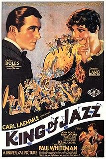 <i>King of Jazz</i> 1930 film