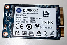 SSD – Solid State Drive diskas