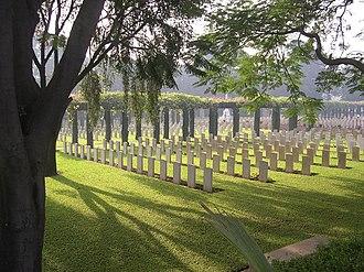 Khadki - Kirkee War Cemetery