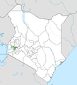Kisumu County location map.png