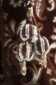 Klänning, detalj. Foto till boken: Ett sekel av dräkt och mode ur de Hallwylska samlingarna - Hallwylska museet - 90084.tif