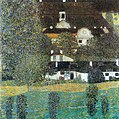 Klimt - Schloss Kammer on the Attersee, II, 1909.jpg