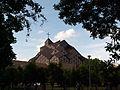 Kościół Matki Boskiej Częstochowskiej os. Szklane Domy Nowa Huta Kraków(2).JPG