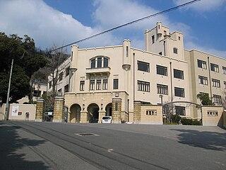 Hyogo Prefectural Kobe High School school in Kobe, Hyōgo Prefecture, Japan