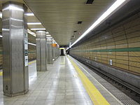 Kobe Subway Itayado Station.jpg