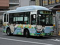 KokusaiKogyoBus 734 toco-Nishi in-TodaKoenSta.jpg