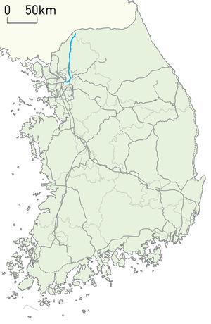 Gyeongwon Line - Image: Korail Gyeongwon Line