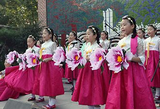 Budskap fran kim till lee i seoul