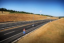 科索沃-公路-Kosovomotorway Kosovo