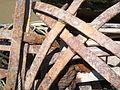 Kourou rusty anchors.jpg