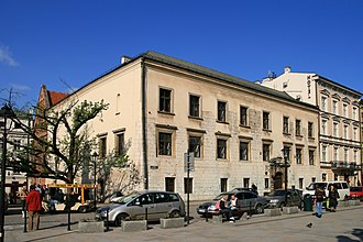 Faculty of Law and Administration of the Jagiellonian University - Collegium Iuridicum