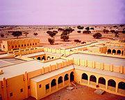 Krankenkaus Mali